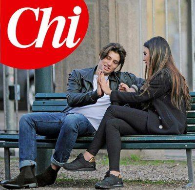 Niccolò Bettarini esce allo scoperto con la nuova fidanzata