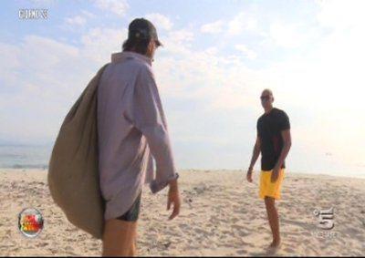 Massimo Ceccherini dice addio all'isola dei famosi