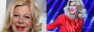 Sandra Milo critica Virginia Raffaele dopo l'imitazione