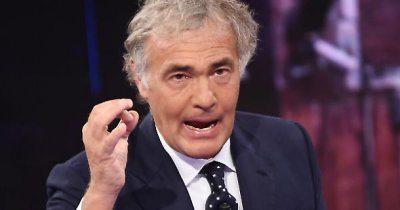 Massimo Giletti dice l'arena un programma che dava fastidio