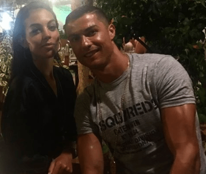 Cristiano Ronaldo e Georgina aspettano una bambina