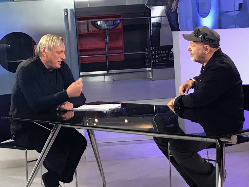 Don Luigi Ciotti intervista Vasco Rossi