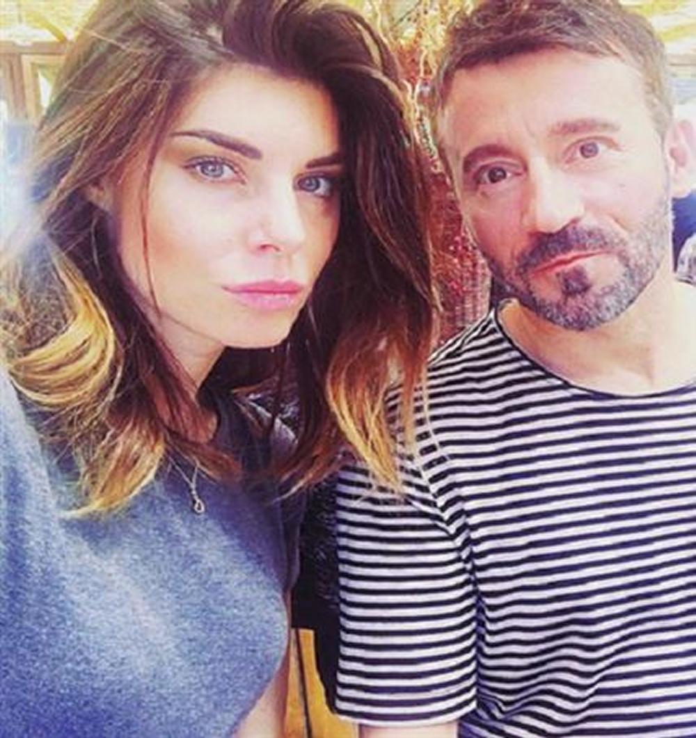 Eleonora Pedron tra Max Biaggi e la Atzei