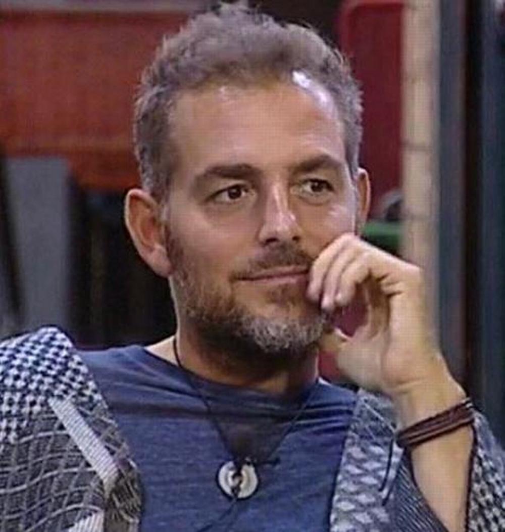 GF Vip Daniele Bossari rivelazioni importanti ad Aida Yespica