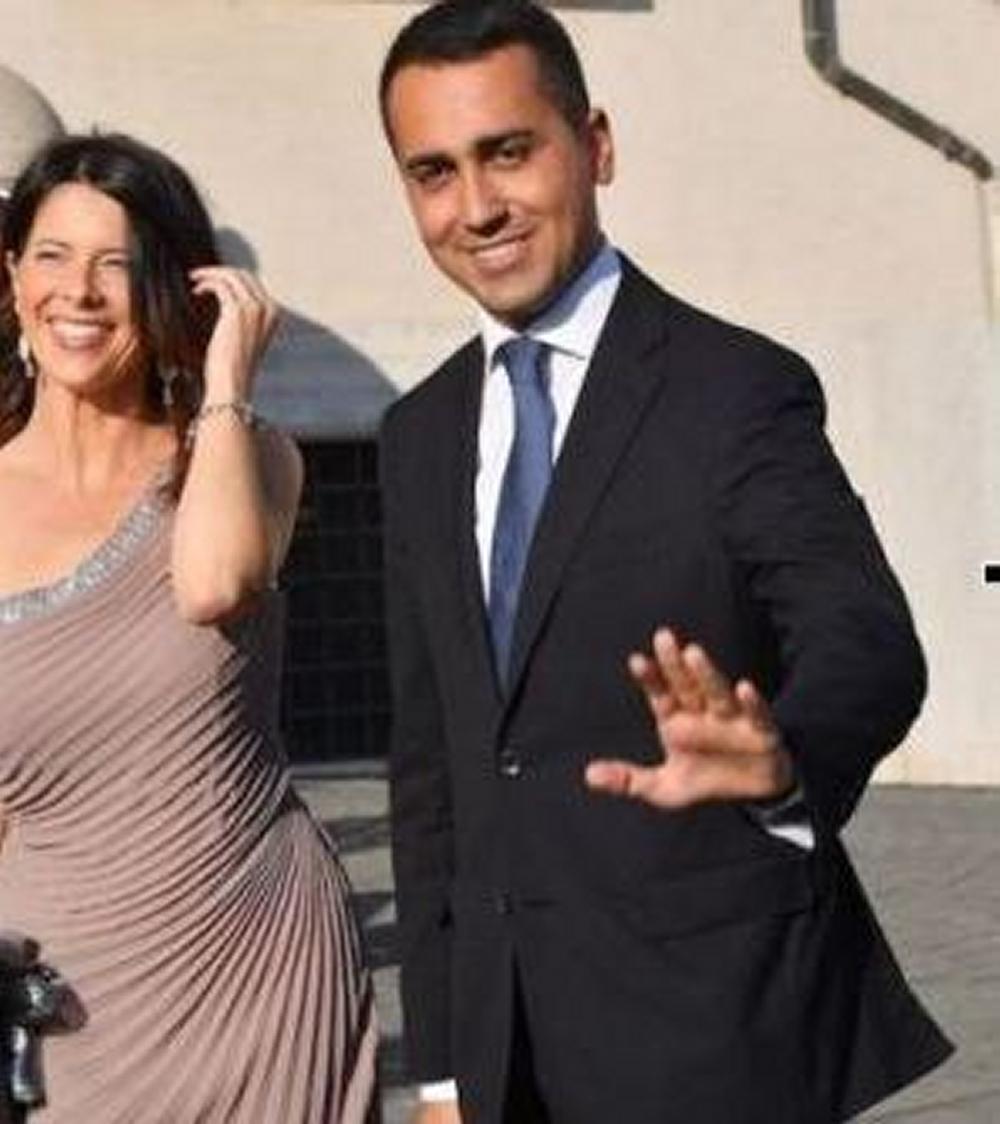 Luigi Di Maio e Silvia Virgulti si sono lasciati