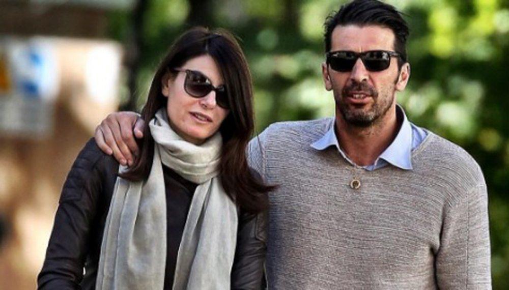 Gigi Buffon e Ilaria D'Amico entro il 2018  nozze in vista
