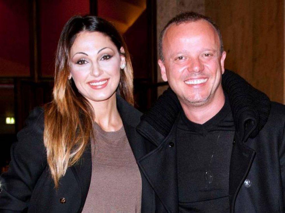 Gigi D'Alessio con Anna Tatangelo l'amore non è mai finito