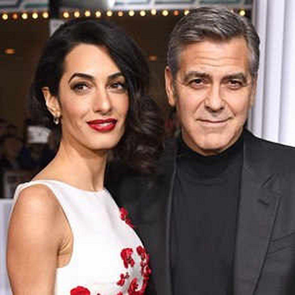 George Clooney in aereo fa un regalo inaspettato ai passeggeri