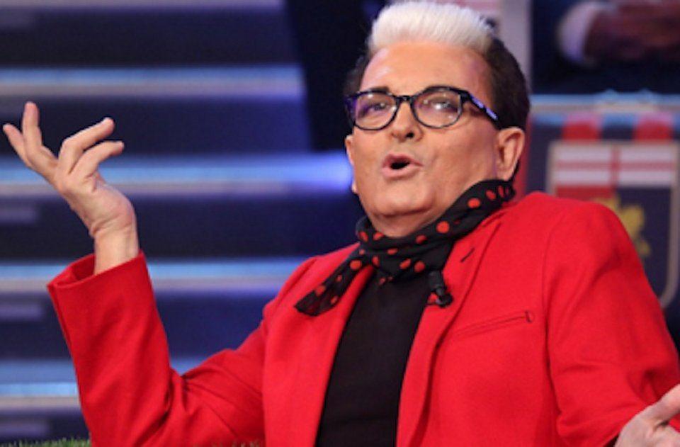 Cristiano Malgioglio sono cambiato grazie a Carmen Miranda