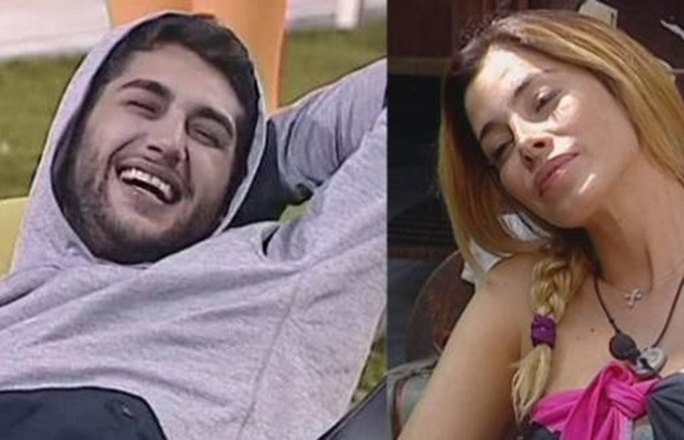 Aida Yespica e Jeremias Rodriguez escono allo scoperto a Milano