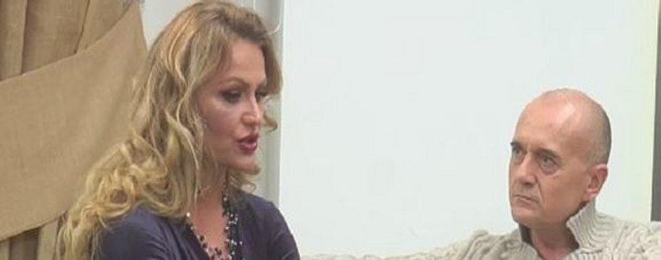 Eva Henger a Casa Signorini nuove accuse contro Francesco Monte