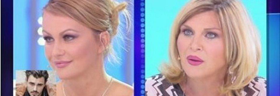 Domenica Live Eva Henger e Nadia Rinaldi a confronto sul caso Monte