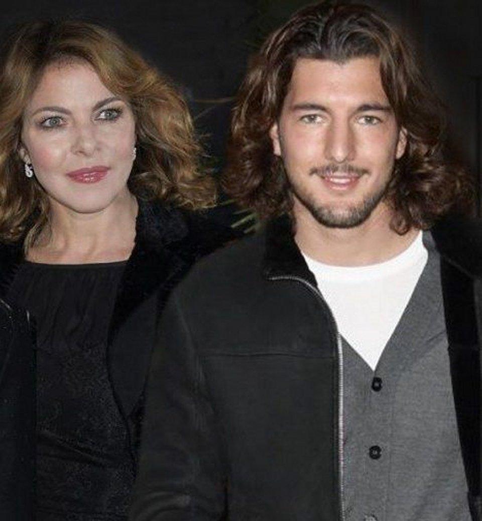 Claudia Gerini amore al capolinea con Andrea Preti