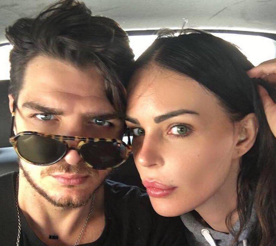 Ritorno di fiamma tra Nina Moric e Luigi Favoloso