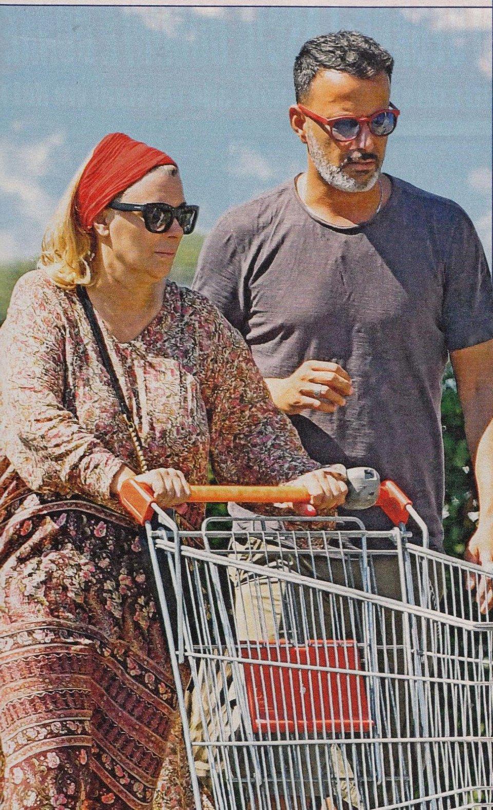 Tina Cipollari ritorno di fiamma con il marito Chicco Nalli