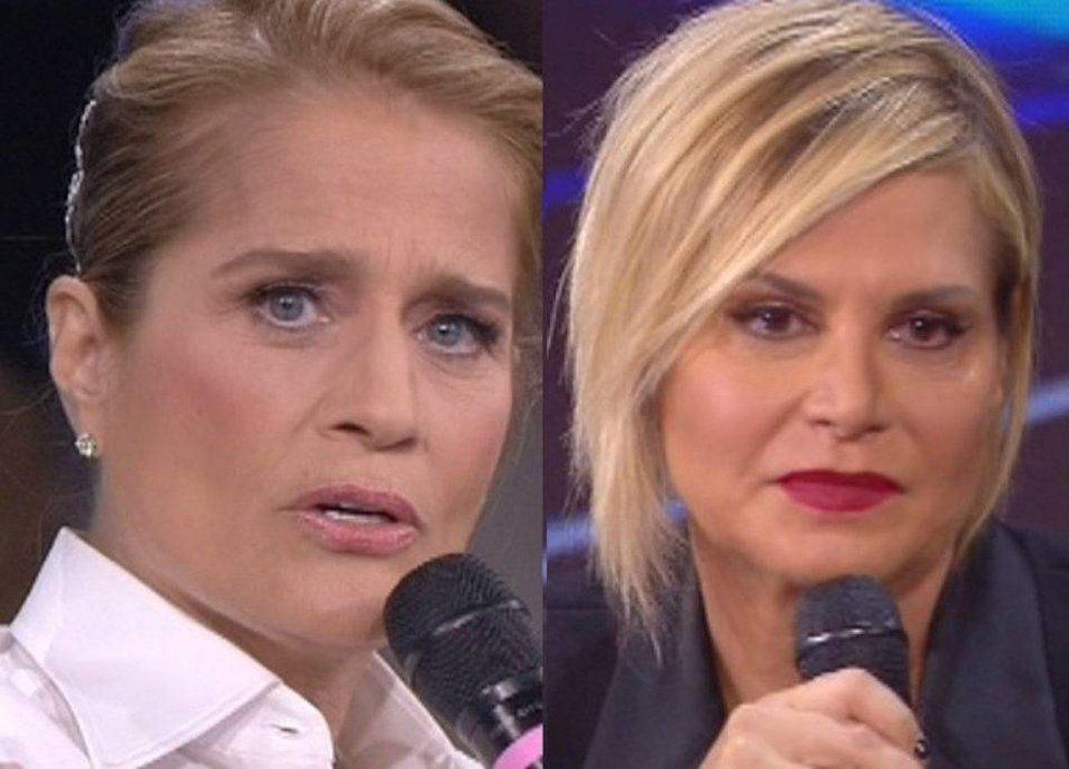 Heather Parisi contro Simona Ventura per Temptation Island