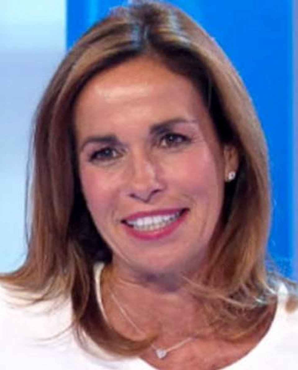 Cristina Parodi torna in tv con un nuovo programma