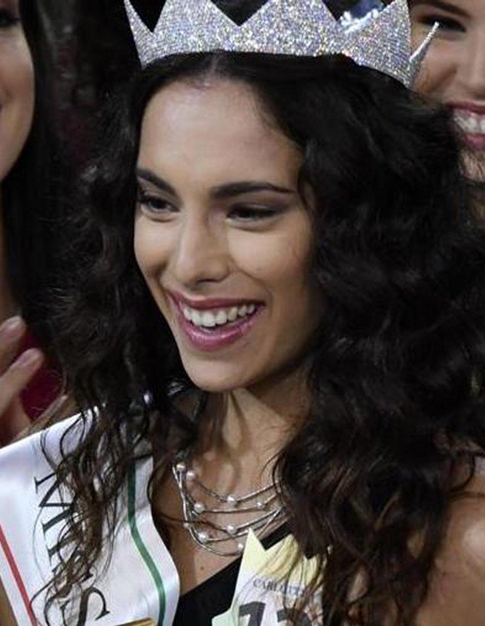 Miss Italia 2018 Carlotta Maggiorana è rischio squalifica
