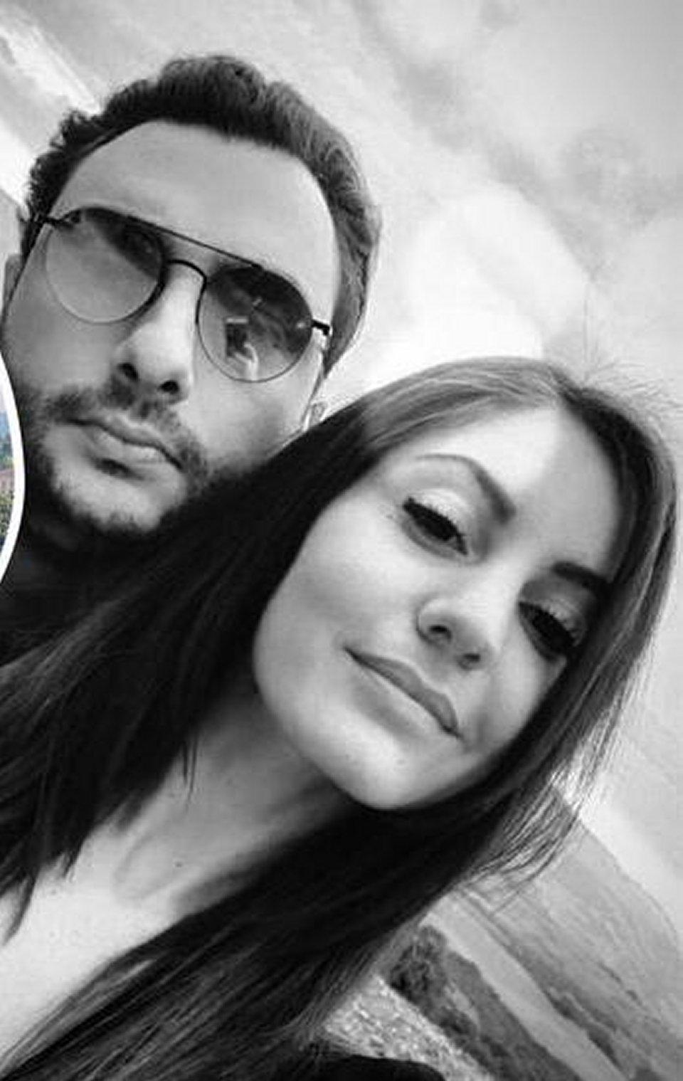 Gabriele Costanzo in love con Giorgia Milanini