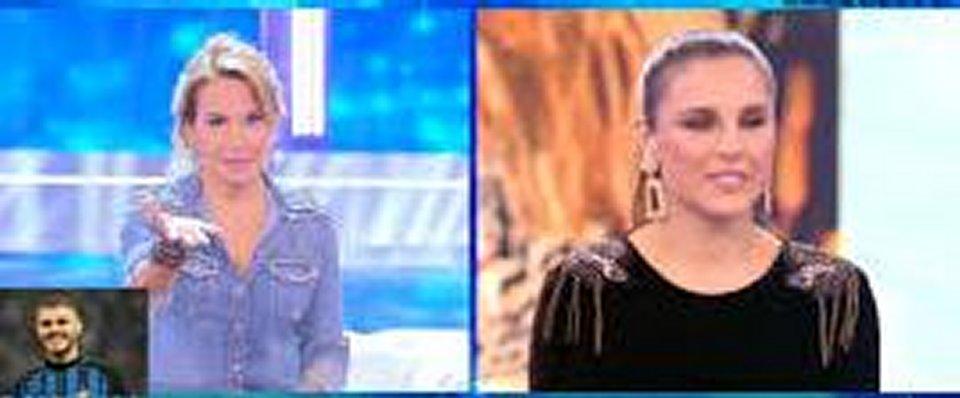 Ivana Icardi a Domenica live lancia un'appello al fratello Mauro