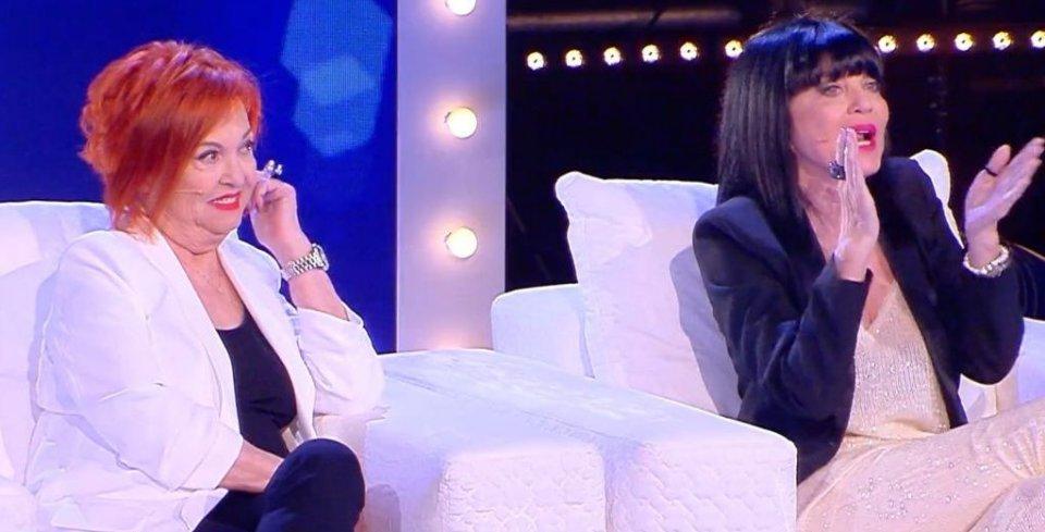 Stefania Nobile e Wanna Marchi polemiche dopo l'ospitata dalla D'Urso