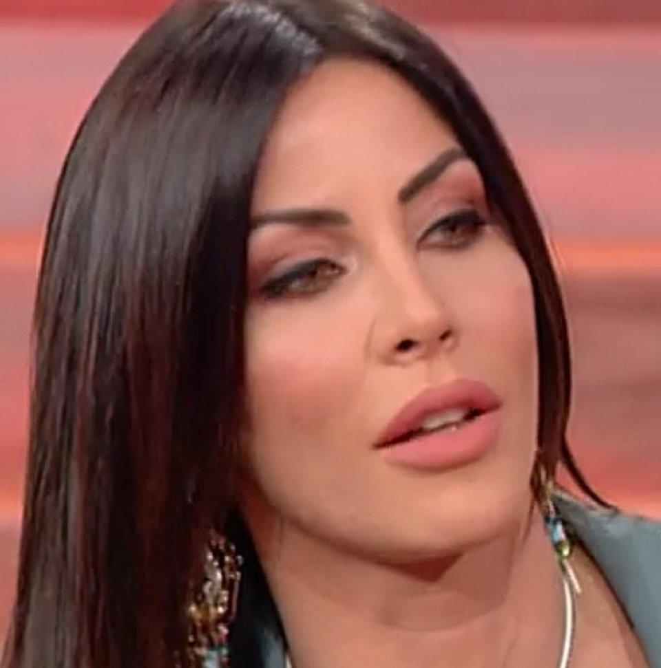 Guendalina Tavassi non sono caduta nella trappola come la Prati