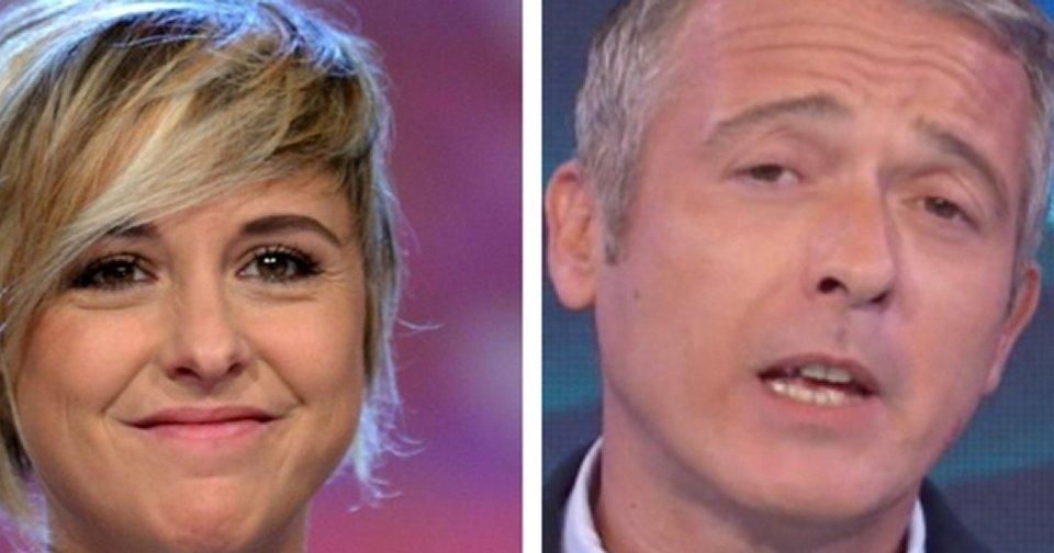 Pierluigi Diaco piange in tv e chiede scusa a Nadia Toffa