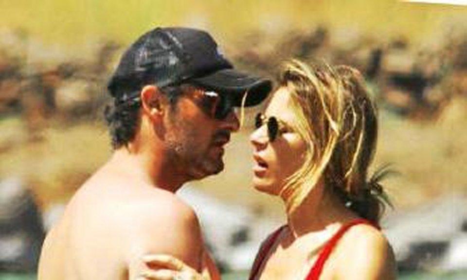 Fabio Troiano ed Eleonora Pedron amore alla luce del sole