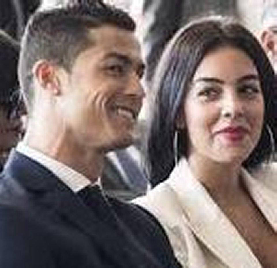 Cristiano Ronaldo a sorpresa in tv dice sposerò Georgina Rodriguez