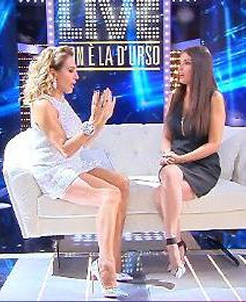 Sara Tommasi torna in tv dalla D'Urso e racconta il suo calvario