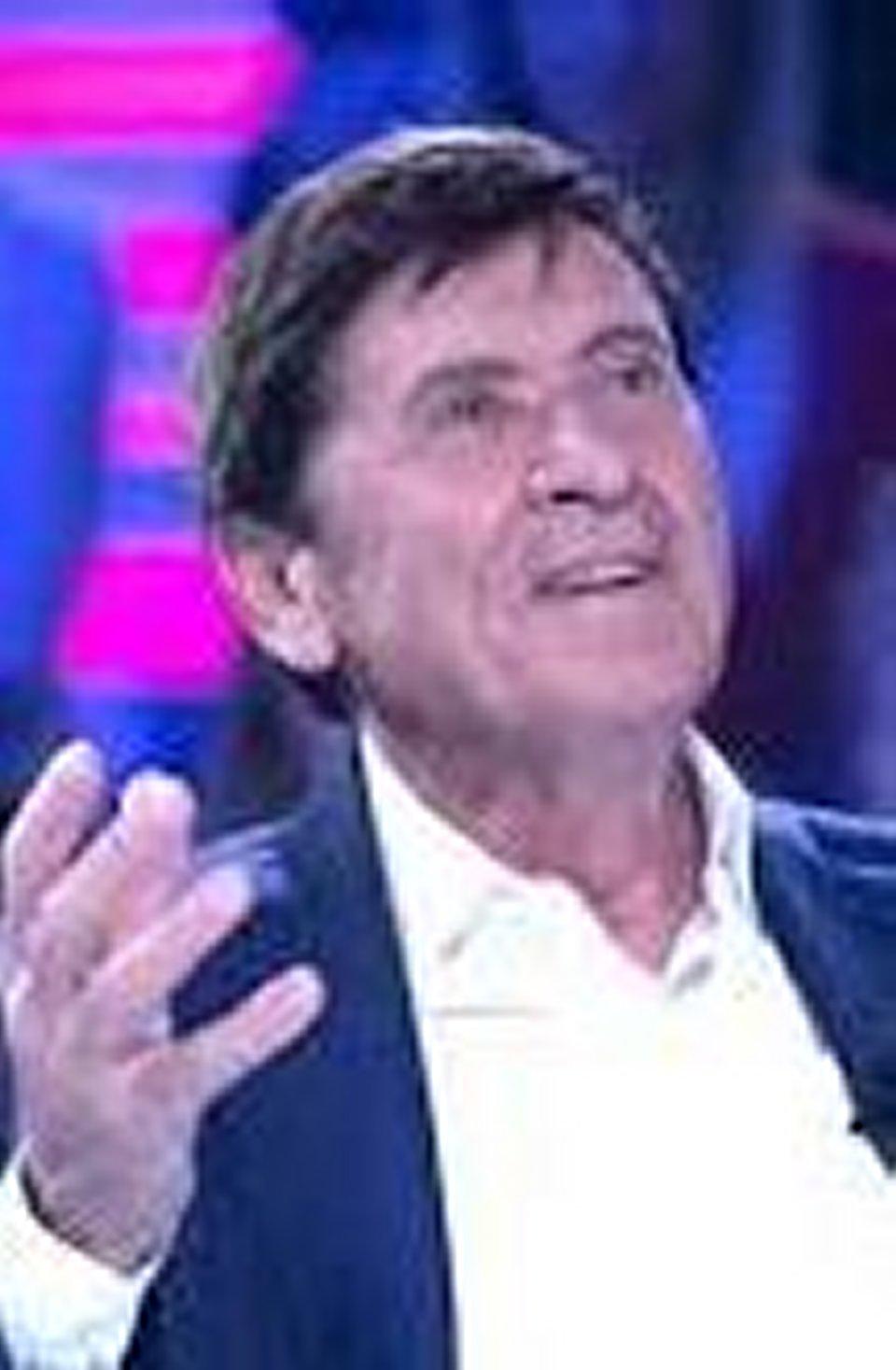 Gianni Morandi fa commuovere la Toffanin quando parla della figlia morta
