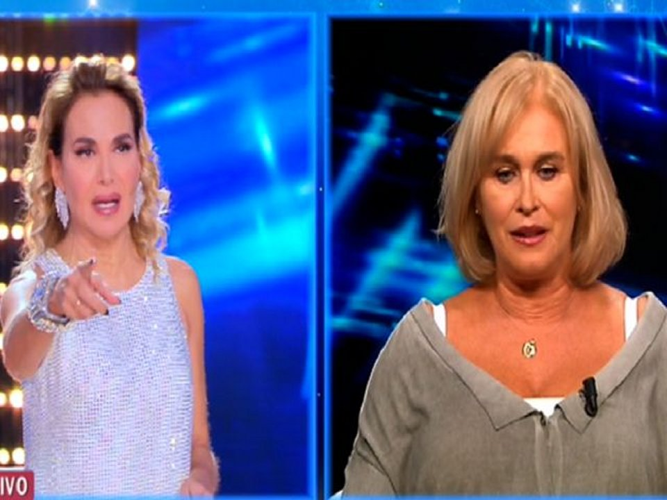 Marina Giulia Cavalli con l'aiuto alla moglie di Franco Gatti sono in contatto con mia figlia defunta