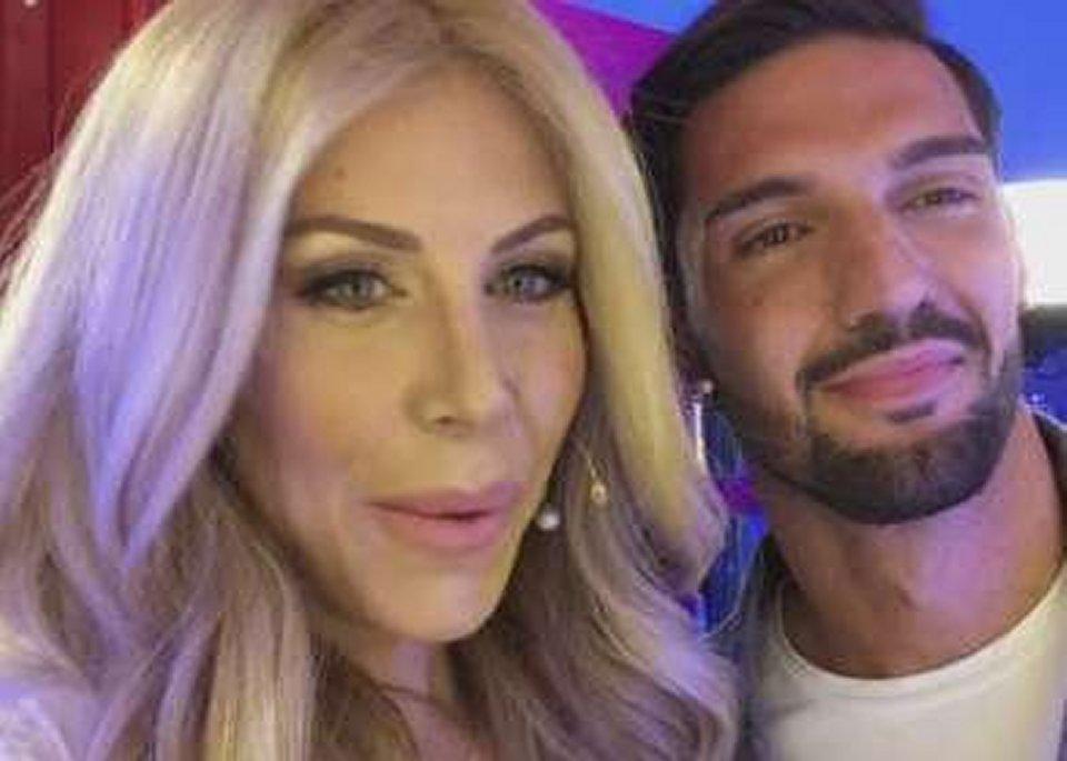 Crisi di coppia tra Paola Caruso e il compagno Moreno Merlo