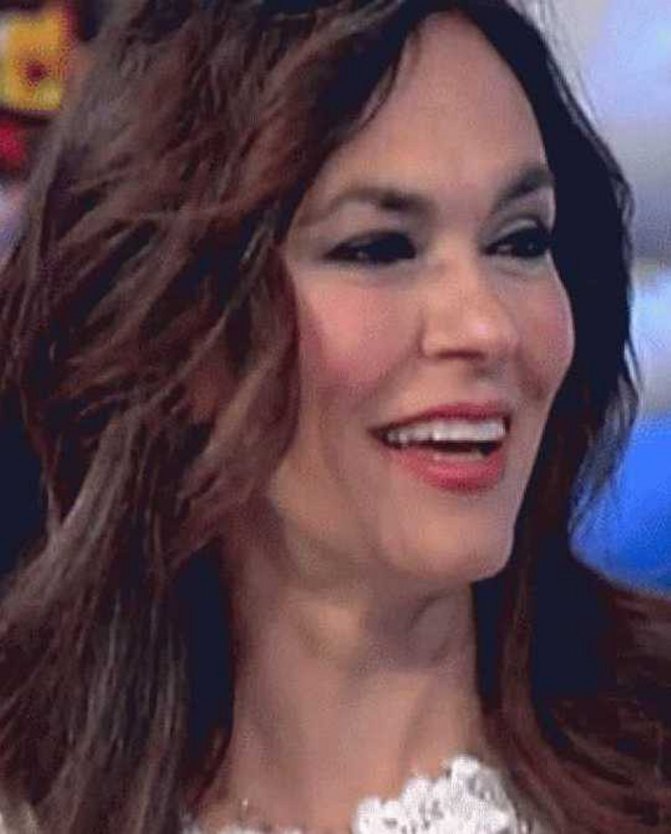 Maria Grazia Cucinotta le parole di Nathalie Caldonazzo mi hanno ferito