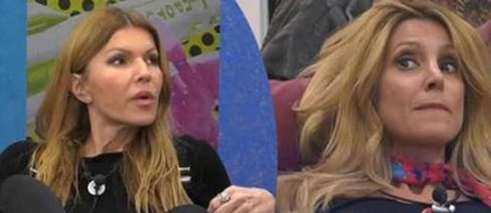 Gf Vip volano parole di fuoco tra Rita Rusic e Adriana Volpe