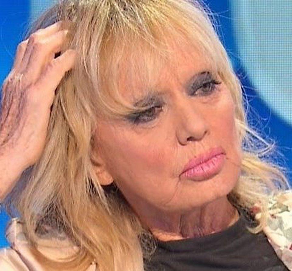 Rita Pavone dalla Balivo ho cantato dopo la lite tra Bugo e Morgan mi veniva da ridere