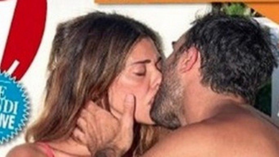 Belen ecco la prima foto del bacio con Gianmaria Antinolfi