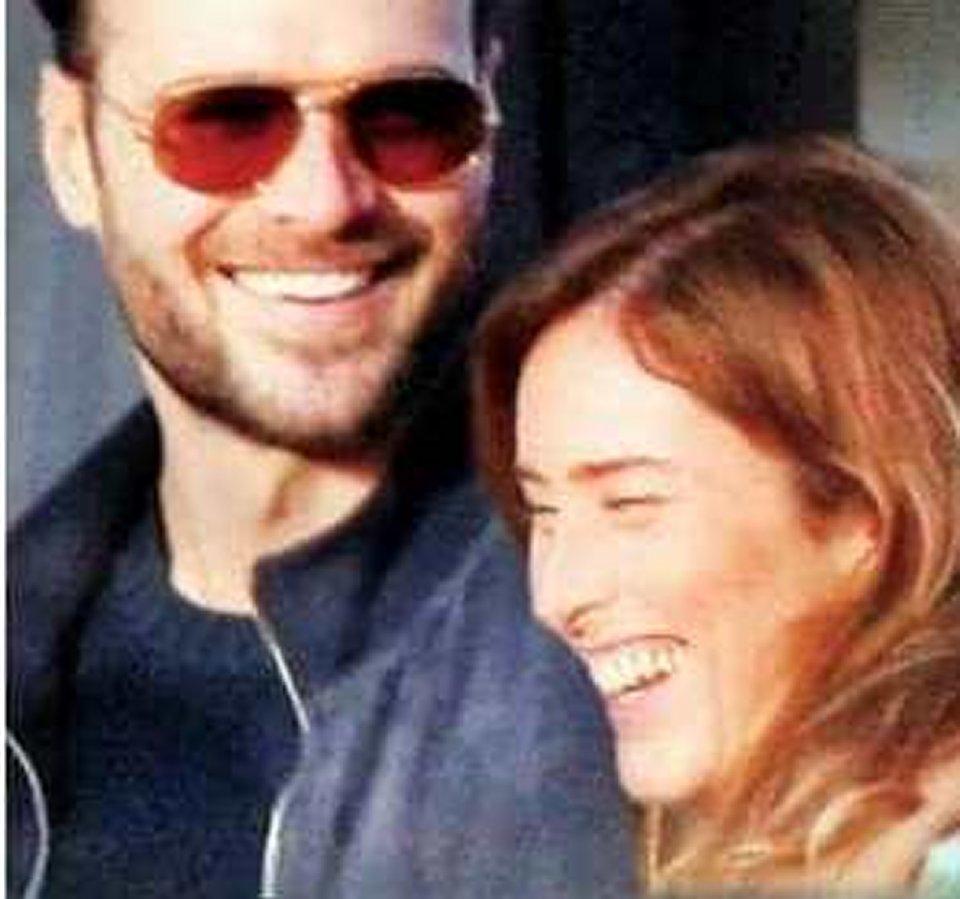Giulio Berruti sono innamorato di Maria Elena Boschi siamo una bella coppia