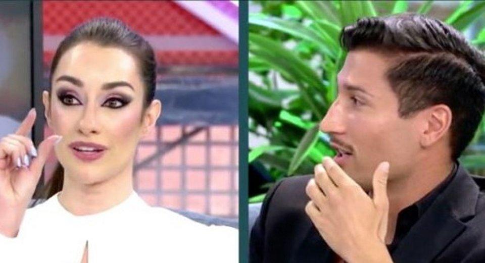 Adara Molinero in diretta tv mortifica Gianmarco Onestini