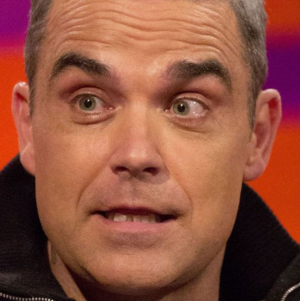 Robbie Williams in missione umanitaria ho rischiato di essere decapitato