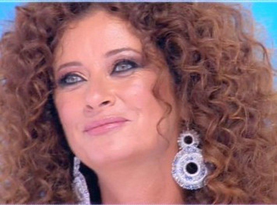 Domenica Live Valentina Persia dopo la nascita dei miei figli sono stata male