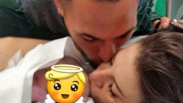 Danilo D'Ambrosio e Aldo Montano sono diventati papà