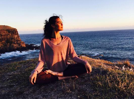 Megan Gale è in dolce attesa: l'originale annuncio sui social