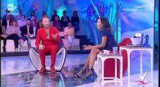FACCHINETTI PRENDE IN GIRO GIANLUCA VACCHI IN DIRETTA TV