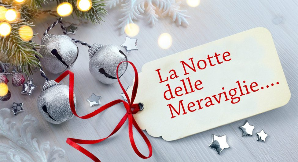 Offerte Natale a Montecatini Terme con Babbo Natale