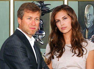 Roman Abramovic e Dasha Zhukova si dicono addio dopo 10 anni