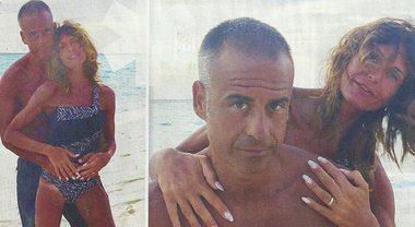 """Arianna David, viaggio di nozze col marito David Liccioli alle Maldive: """"Ora un figlio"""""""