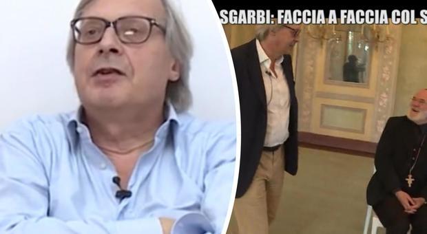 Vittorio Sgarbi incontra il suo hater: ma non è un uomo qualsiasi...