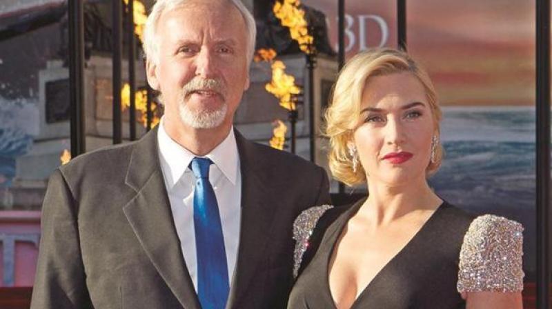 Kate Winslet torna a lavorare con James Cameron, sarà nel cast dei sequel di Avatar