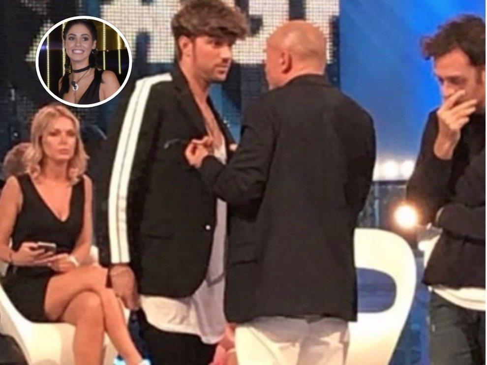 """Grande Fratello Vip, Alfonso Signorini rivela: """"Ecco cosa mi ha fatto Giulia De Lellis..."""""""